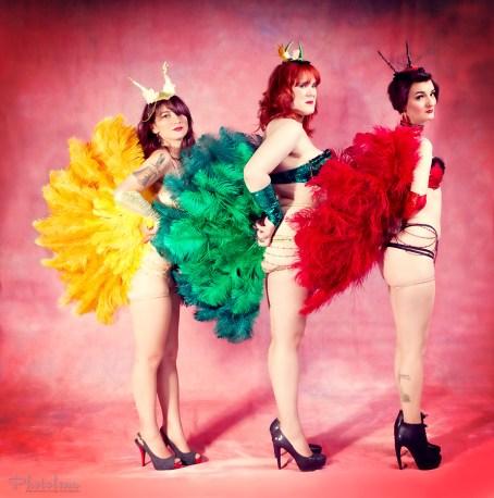 Nerd Girls Burlesque