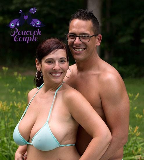 Couple porn swinging