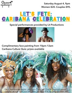 Let's Fete: Caribana Celebration