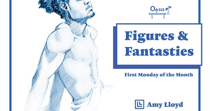 June 3 Figures & Fantasies event for students at Oasis Aqualounge