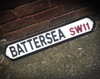 window cleaner Battersea