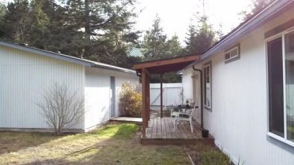3 Munson Backyard Before