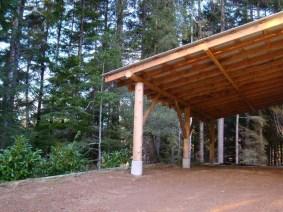 Log Carport_2