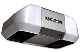 LiftMaster 8355 Premium Series 1/2 HP, AC Belt Drive Garage Door Opener with  MVIS®