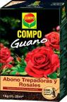 imagen abono trepadoras y rosales compo guano