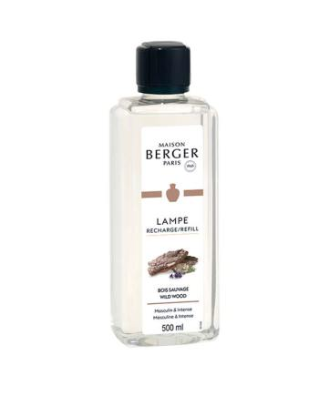 imagen perfume bois sauvage lampe berger