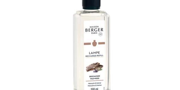 imagen perfume bois sauvage lampe berger