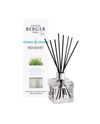 imagen mikado bouquet cubo herbe fraiche maison berger