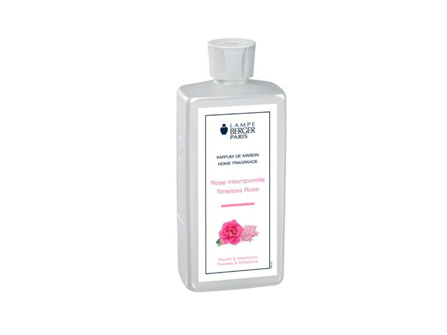imagen perfume rose intemporelle 500 ml lampe berger