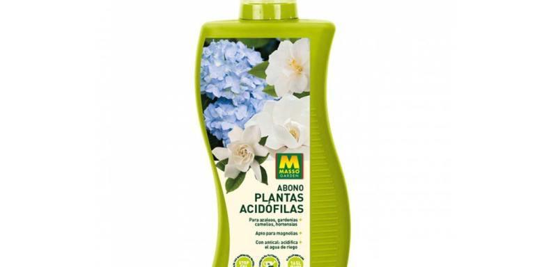 imagen abono plantas acidófilas 1 litro massó garden