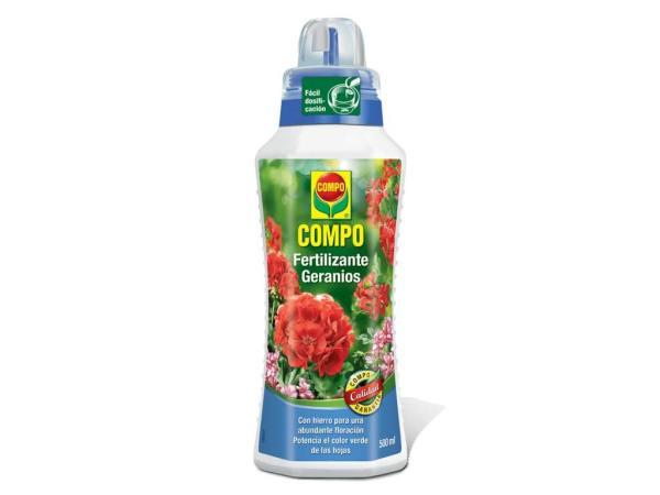 imagen fertilizante geranios Compo