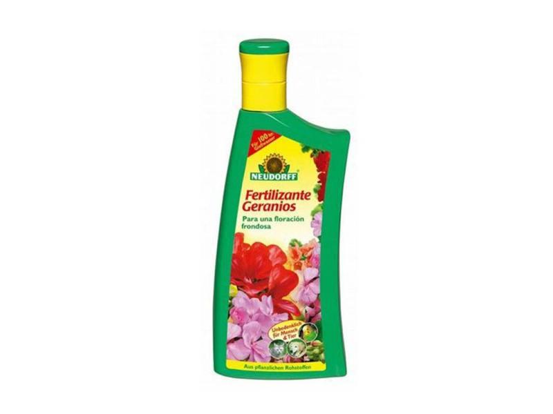 imagen Fertilizante geranios 1 litro neudorff