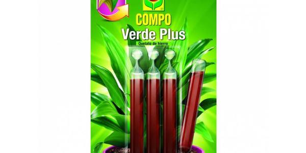 imagen Verde Plus 3x10 ml prevención clorosis férrica Compo