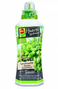 imagen Fertilizante plantas aromáticas 500 ml Compo