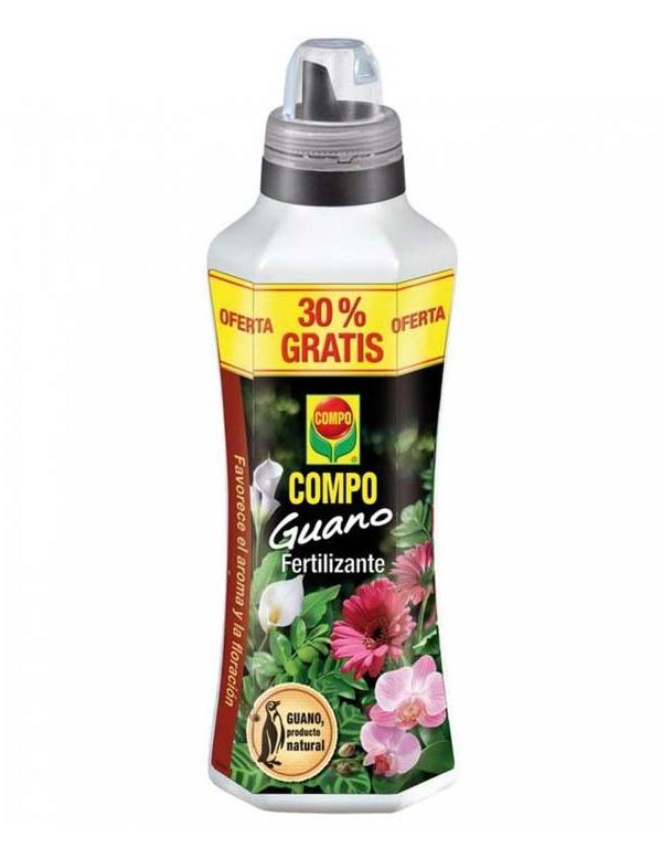 fertilizante guano 1300 ml