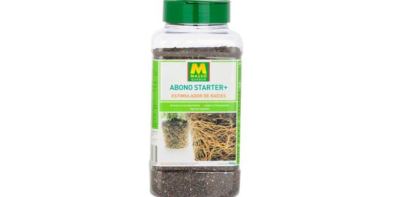 imagen abono starter 900 g estimulador de raíces massó garden