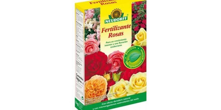 imagen fertilizante rosas bio neudorff 1 kg