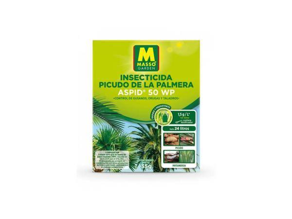 insecticida picudo de la palmera 35g massó