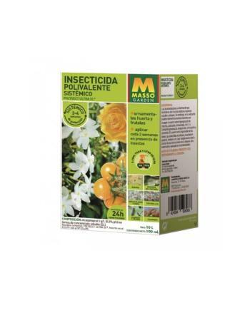 imagen insecticida polivalente sistémico 100ml massó garden