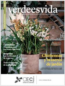 Imagen portada revista verde es vida