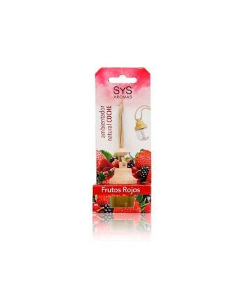 Ambientador Coche Frutos Rojos 7ml SyS