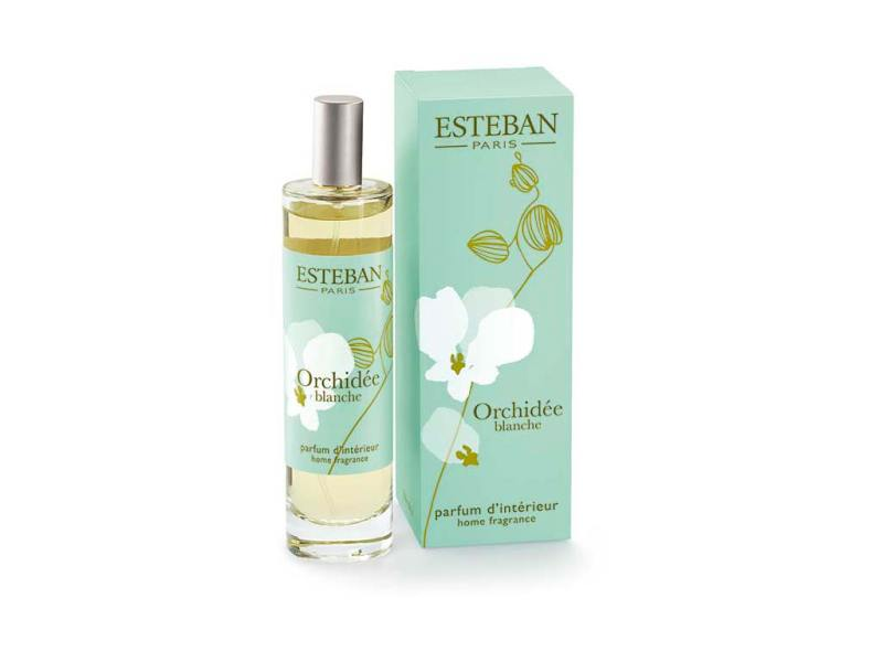 Ambientador Spray 100ml Orquídea Blanca Esteban
