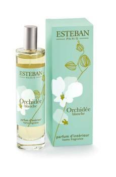 Ambientador Spray 100ml Orquídea Blanca Esteban