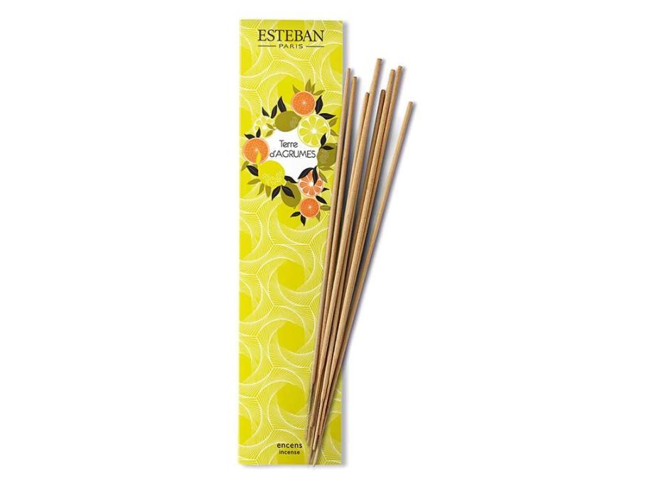 Incienso Sticks Terre D´agrumes Esteban