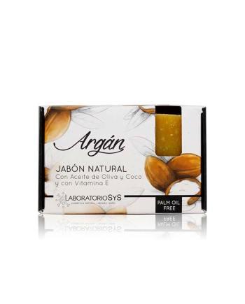 Jabón Natural Premium Argan 100g SyS
