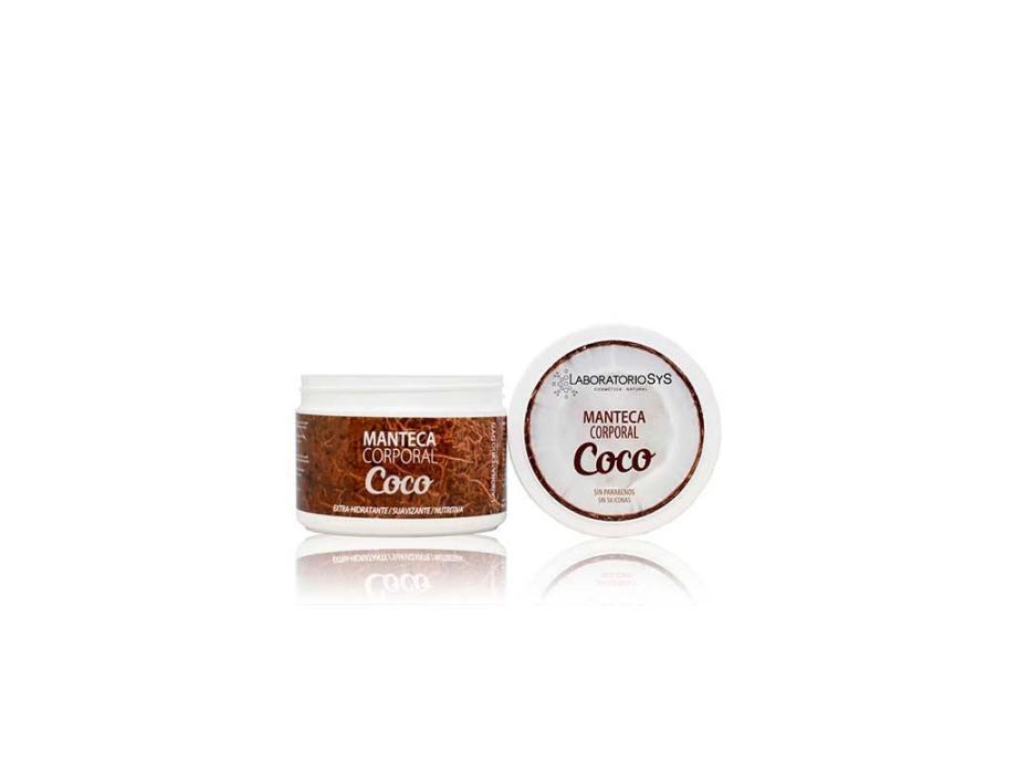 Manteca Corporal Coco 250ml SyS