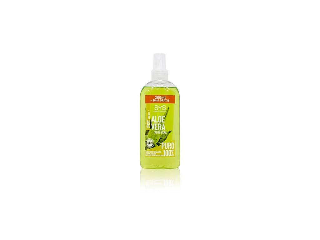 Spray Aloe Vera 200 ml SyS