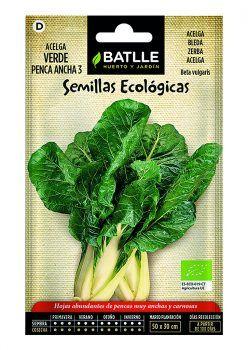 Semillas Acelga Verde Penca Ancha 3 ECO Batlle