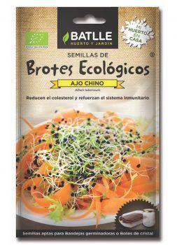 Semillas Brotes Ajo Chino ECO Batlle