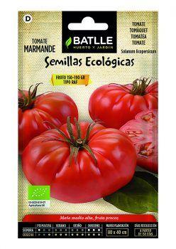 Semillas Tomate Marmande RAF ECO Batlle