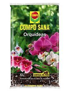Compo Sana Orquídeas 5 L