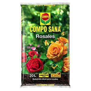 Compo Sana Rosales 20 L