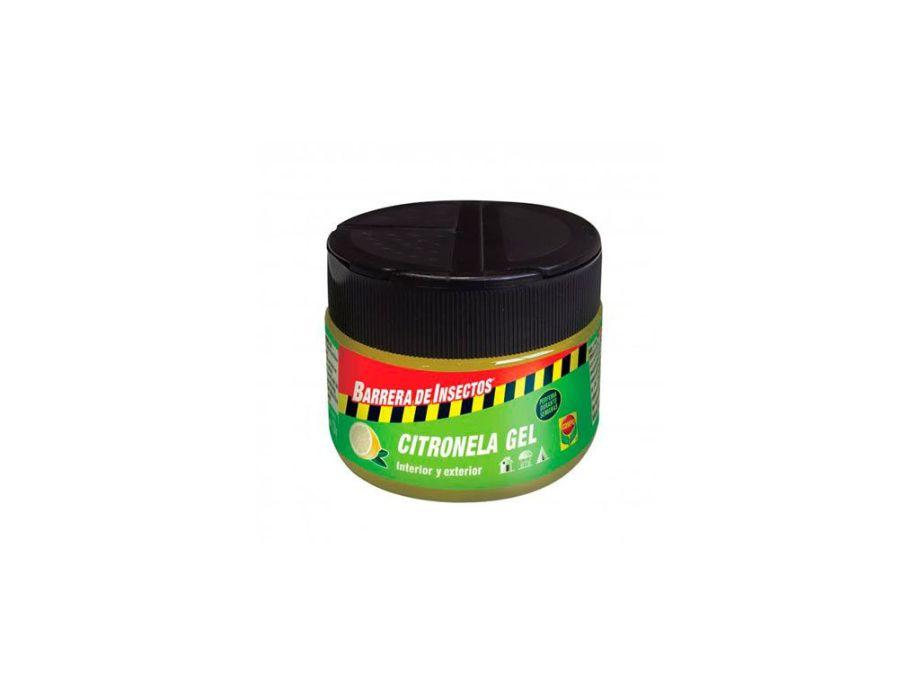 Barrera de Insectos Citronela 125 g Compo