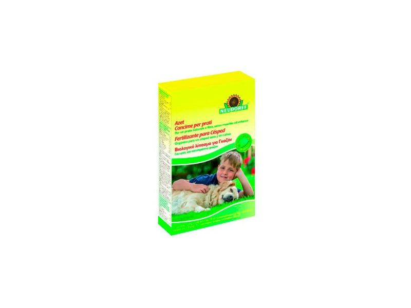 Fertilizante Césped 2.5 kg Neudorff