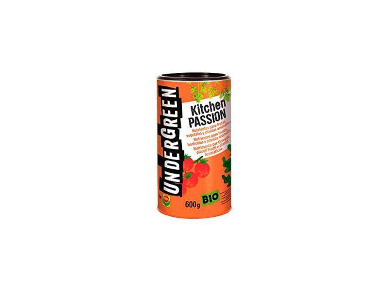 Kitchen Passion Nutrientes 600g Undergreen
