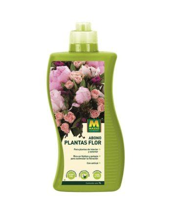 abono plantas con flor 1 l massó