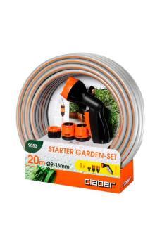 starter garden set claber 9053