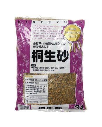 sustrato kiryuzuna 3 l grano mixto Mistral Oasis Garden