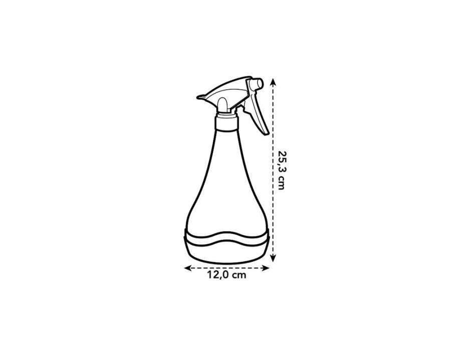 aquarius sprayer 0,7 L Cherry Red Elho