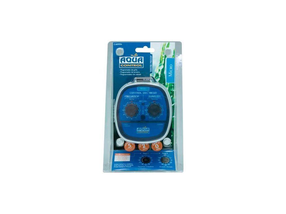 Programador Batería Aqua Control