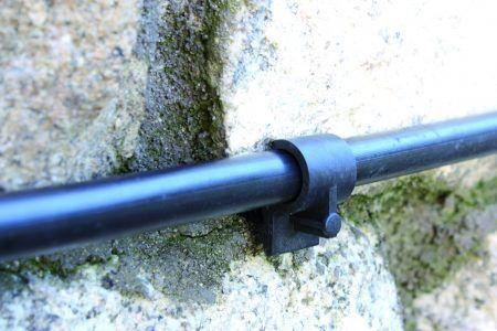 Abrazadera Taco 16mm 10 ud