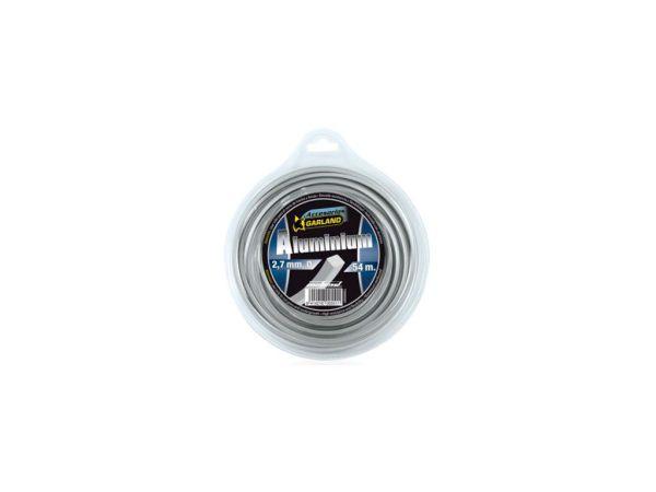 Dispensador Hilo Nylon Aluminio 2,7 mm 54m Garland