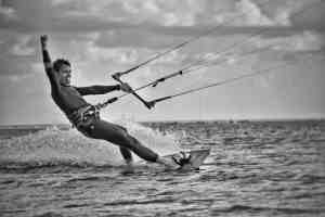 Lerne Kitesurfen auf Djerba