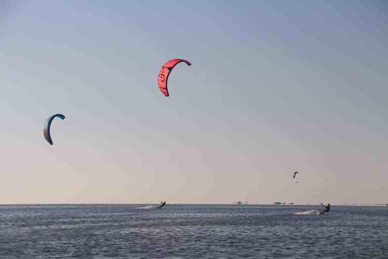 Oasis Kite Kitecamp