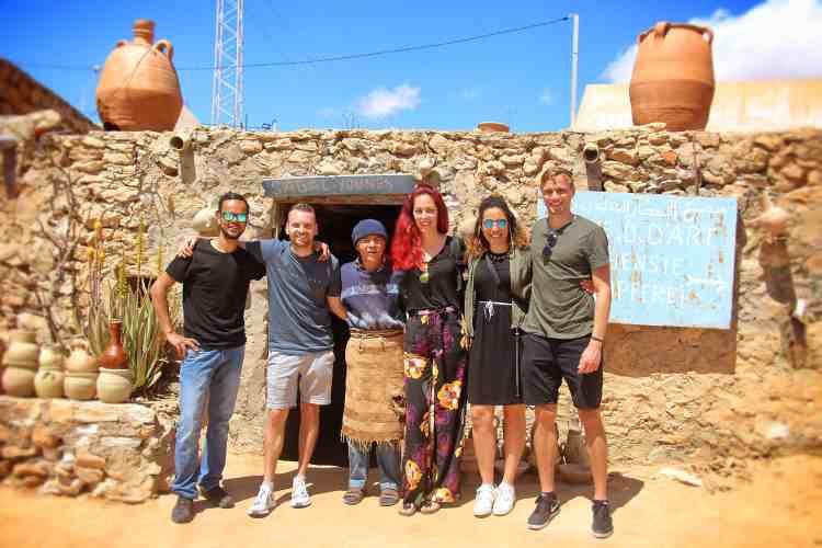Lerne mehr über die Tradition von Djerba kennen