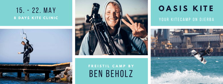 Freistiel Camp by Ben Beholz // 15.05. – 22.05.2020
